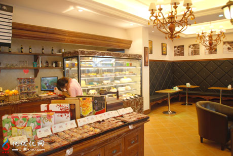 普利欧法式烘焙-南站店图片