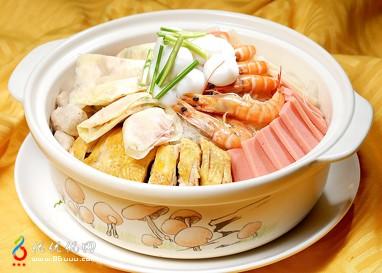 三鲜砂锅 特色菜谱